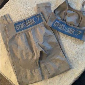 Gymshark High Waisted Flex Set